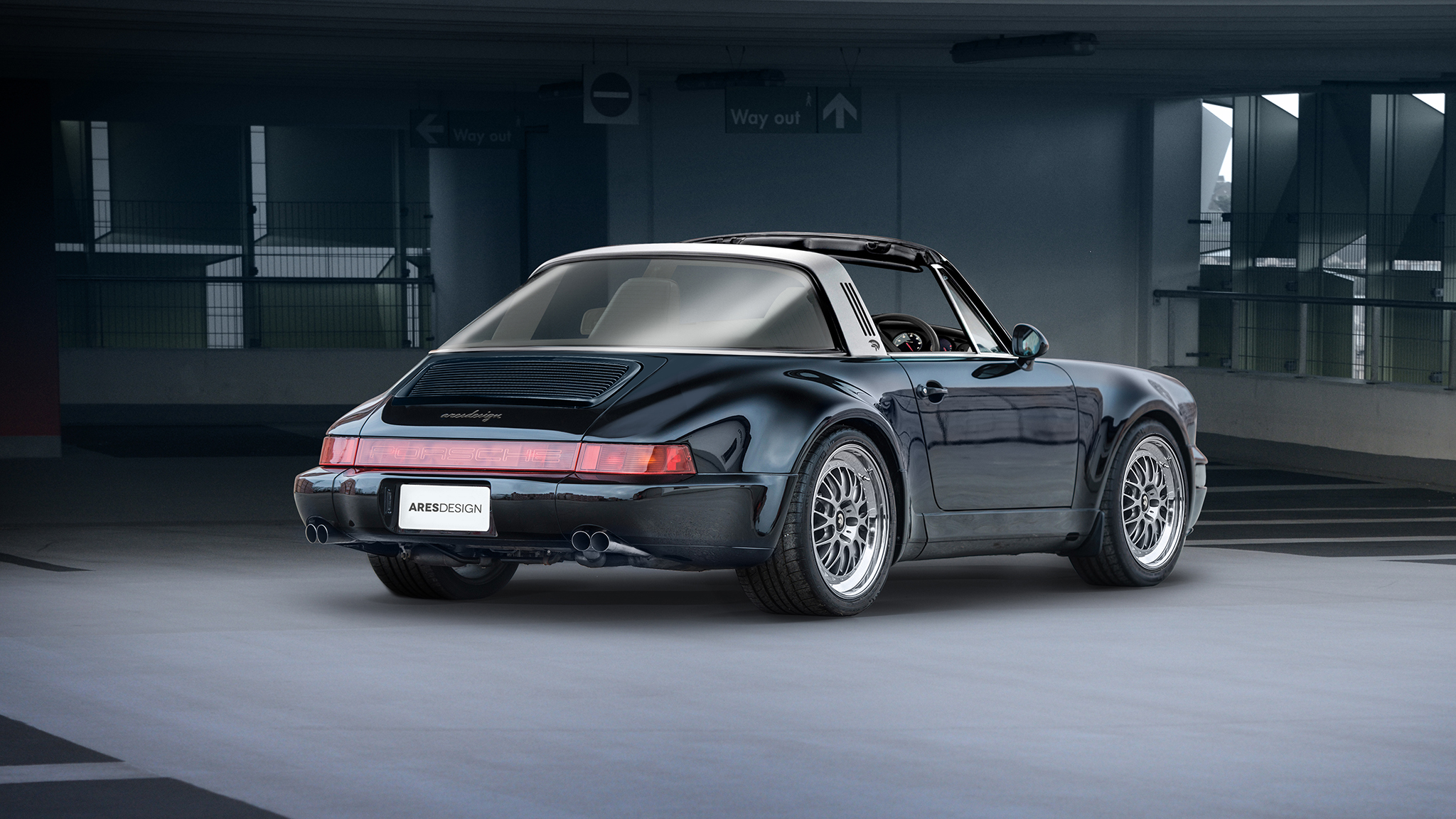 Ares Design Ares Design For Porsche 964 Targa